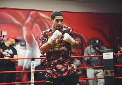 Danny Garcia: The Reveal with Mark Kriegel In Advance Of March 4 Unification With Keith Thurman
