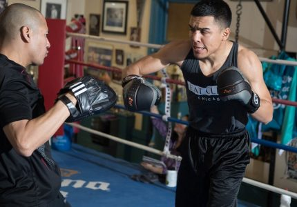 Adrian Granados: I'm not intimidated by Adrien Broner