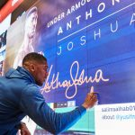 Anthony Joshua - IBF Heavyweight Champion of the World and Olympic Gold Medalist Anthony Joshua, together with one of the world's fastest growing sports brand Under Armour, are delighted to announce they have committed their long term future to each other by signing a long term extension to their current partnership agreement. This cements Anthony's position with the brand alongside other world class athletes such as Stephen Curry, Michael Phelps, Andy Murray and Jordan Spieth.