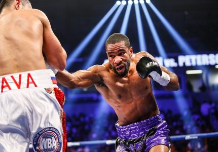 Results: Lamont Peterson defeats David Avanesyan