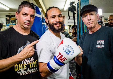 Keith Thurman: Danny Garcia is just another fight