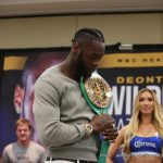 Deontay Wilder - WBC heavyweight ruler Deontay Wilder, last seen halting a game Gerald Washington in February, is expected to return to the ring in September or October according to his promoter Lou DiBella, who spoke with Sky Sports.