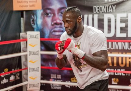 Deontay Wilder: 2017 is all about unifications