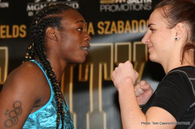 Claressa Shields Boxing News Boxing Results