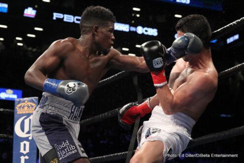 Danny Garcia, Keith Thurman - Boxing News