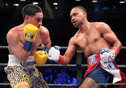 Keith Thurman edges Danny Garcia in unification fight!