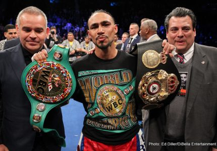 What next for Keith Thurman?