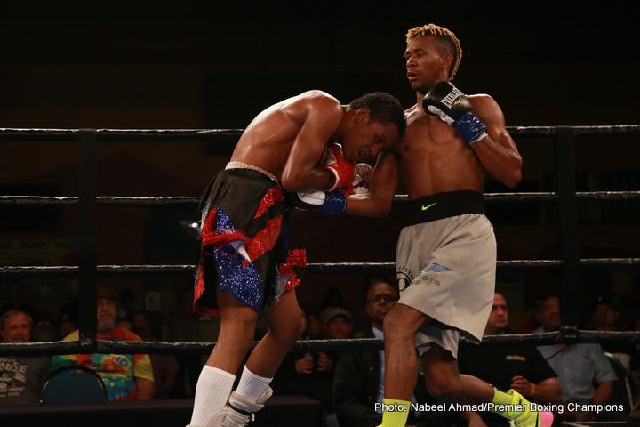 Leduan Barthelemy Boxing News Boxing Results