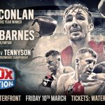 Jamie Conlan - White knuckle Belfast warlord Jamie Conlan has been swapping leather and lumps against some of the world's hottest talent in the brutal fight school's of the US West Coast, ahead of his charge towards a 115lb world title shot this year, writes Glynn Evans.