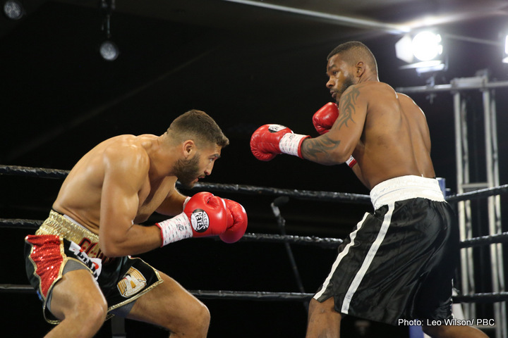 Ahmed Elbiali Jean Pascal Boxing News