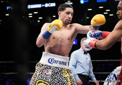 "Thurman-Garcia II? Angel takes a U-Turn, says the rematch with ""Ponytail"" will happen"