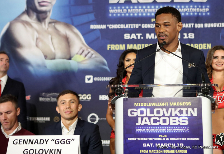 Danny Jacobs could feature on GGG-Canelo card in September