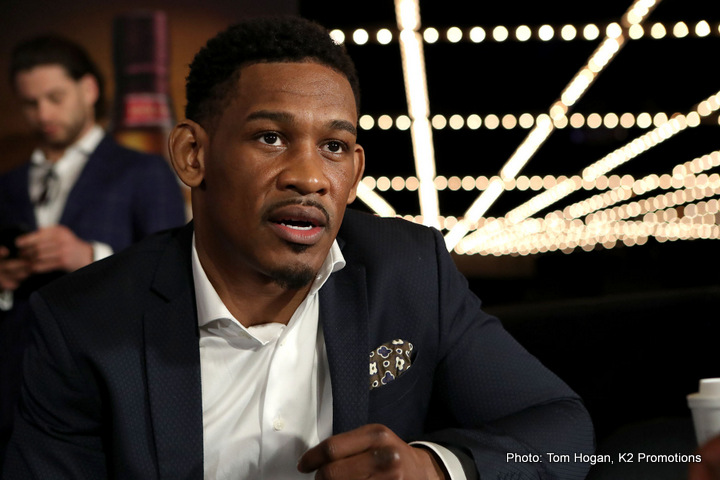 "Danny Jacobs still believes he beat GGG, says he'll keep winning until ""the public demand"" a fight between he and the GGG-Canelo winner"