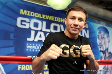 Daniel Jacobs Boxing News
