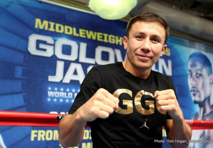Loeffler says GGG-Canelo would sell out any arena in America, even Cowboys Stadium