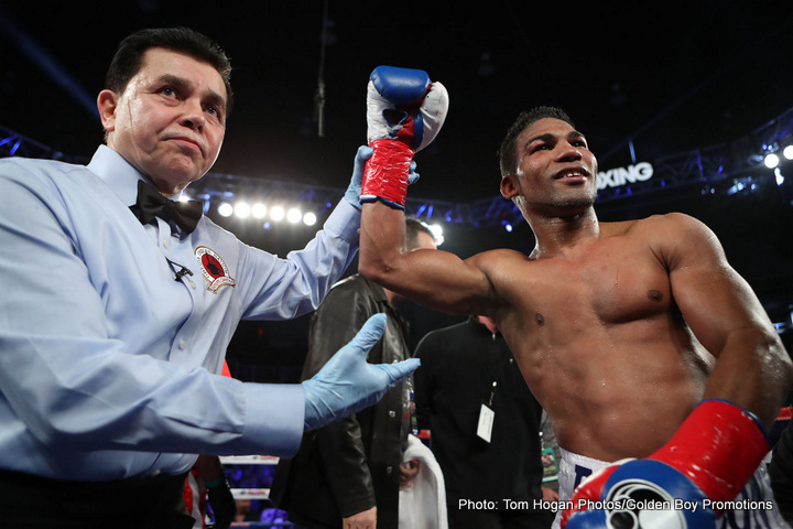 Yuriorkis Gamboa Boxing News Boxing Results