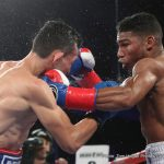 Yuriorkis Gamboa - Former WBA and IBF featherweight world champion, Yuriorkis Gamboa, sneaks back into the boxing landscape on August 12th, when he takes on 15(7)-2(0)-1 Alexis Reyes, in the Oasis Arena, Cancun, Mexico. Far removed from his exalted position as one of the most highly regarded fighters in the game, the 35 year old Cuban is attempting to reignite his claim for a title shot against the rugged Mexican. His hopes were earlier extinguished by an upset defeat to the highly experienced and unjustly unheralded Robinson Castellanos, who stopped Gamboa in May of this year.
