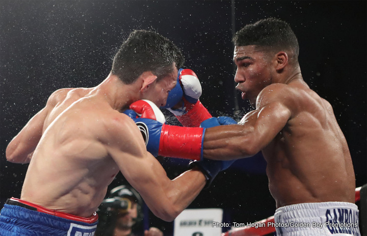 Gamboa Makes a Quiet Comeback on August 12th