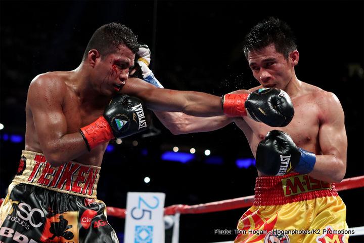 Roman Gonzalez Srisaket Sor Rungvisai Boxing News Top Stories Boxing