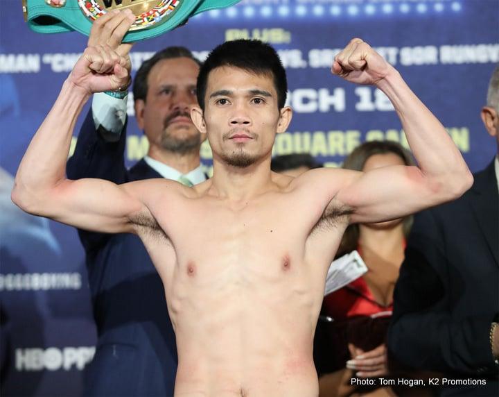 Srisaket Sor Rungvisai Boxing News Boxing Results