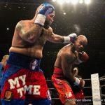 Amir Mansour David Grayton Kermit Cintron Travis Kauffman Boxing News Boxing Results