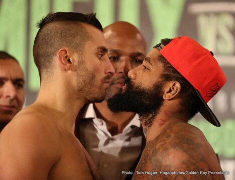 Curtis Stevens, David Lemieux - Boxing News