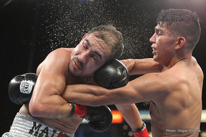 Antonio Orozco Keandre Gibson Boxing News
