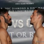 Anthony Crolla - Manchester Arena in England will be jam-packed again for a rematch from an entertaining dust-up between Jorge Linares and Anthony Crolla this Saturday. In the states Showtime, currently leaving HBO in the dust, will be the broadcaster of this lightweight showdown in the afternoon. The big question heading into this rematch is what if anything can Crolla do differently?