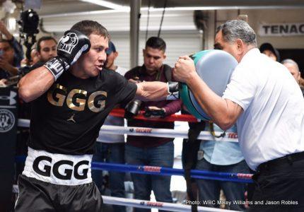 Has Gennady Golovkin even seen the contract De La Hoya has sent him for Canelo super-fight?