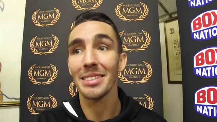 Jamie Conlan Boxing News Boxing Results British Boxing