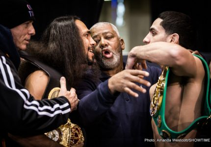 Thurman vs. Garcia: A New Welterweight Chapter