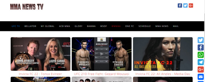 MMA News TV