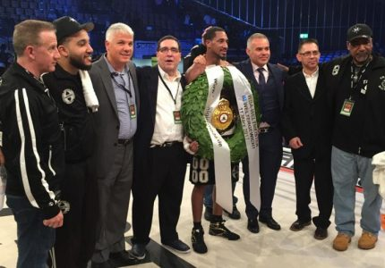 Demetrius Andrade shows championship work rate in title winning effort against Jack Culcay