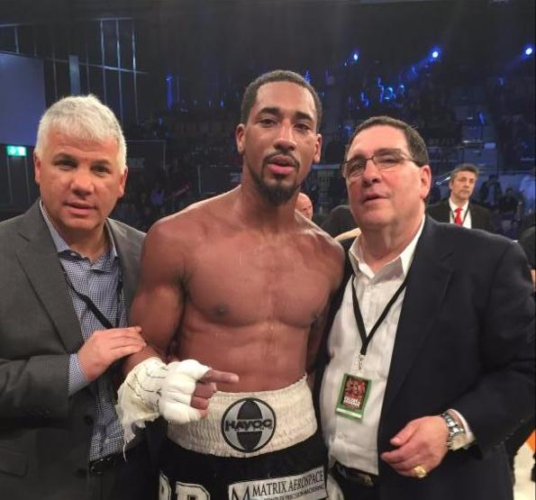 "Demetrius Andrade, Jack Culcay - Demetrius Andrade (24-0, 16 KOs) had a better engine in powering past WBA World junior middleweight champion Jack Culcay (22-2, 11 KOs) in defeating him by a 12 round split decision on Saturday night in front of a large pro-Culcay crowd at the Friedrich-Ebert Halle in Ludwigshafen, Germany. The taller 6'1"" Andrade threw more punches, and did a good job of using his height to his benefit in defeating Culcay."