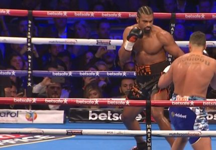 Haye says he's far from finished; suggests Bellew trilogy could be up there with the likes of Gatti-Ward, Ali-Frazier