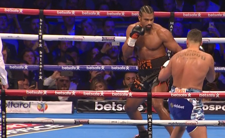 David Haye: 2018 is going to be the most exciting year of my life