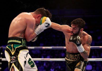 Linares easily beats Crolla