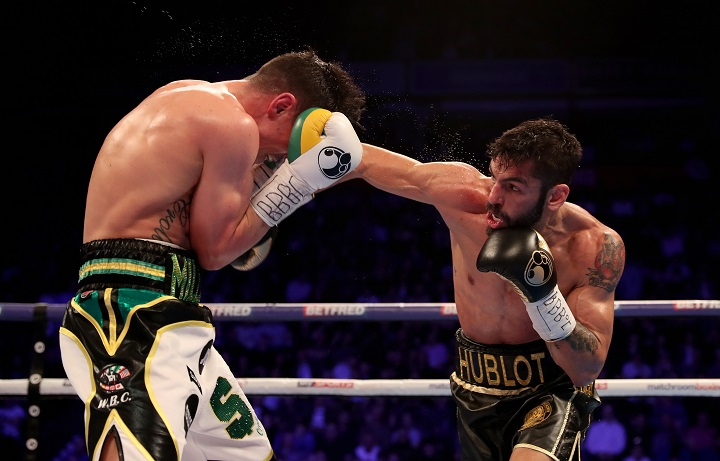 Anthony Crolla Jorge Linares Boxing News Boxing Results