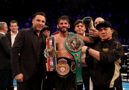 Jorge Linares wants the big fights; Vasyl Lomachenko and Mikey Garcia next