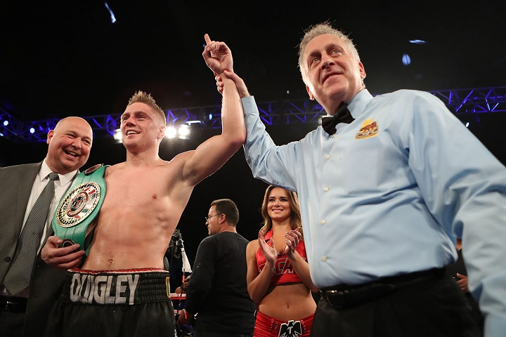 Glen Tapia Jason Quigley Boxing News Boxing Results