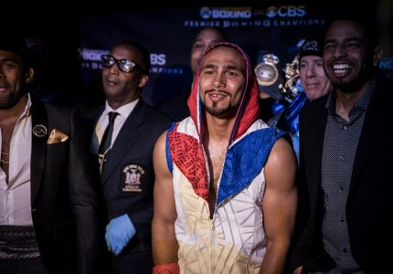 Keith Thurman injured, won't fight until late 2017