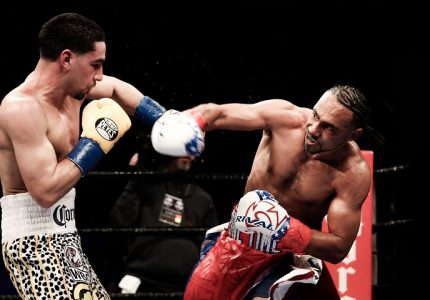 Results: Keith Thurman defeats Danny Garcia by split decision