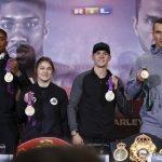 Anthony Joshua Wladimir Klitschko Boxing News