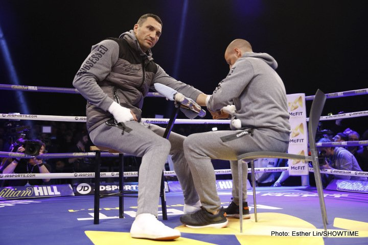 Wladimir Klitschko Still Not Totally Ruling Out A Ring Return – But It Would Have To Be A Shot At History To Lure Him