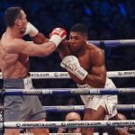 Anthony Joshua Wladimir Klitschko Boxing News Boxing Results Top Stories Boxing