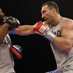Wladimir Klitschko, The First Man To Stop The Tougher Than Tough Ray Mercer
