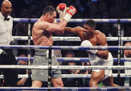 Joshua-Klitschko battle brings greatness, and excitement, back to the heavyweight division