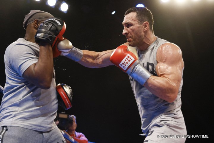 Wladimir Klitschko Boxing News