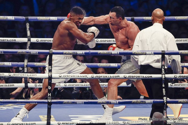 Wladimir Klitschko Boxing News Top Stories Boxing