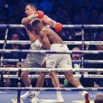 Anthony Joshua, Wladimir Klitschko - Anthony Joshua was crowed the king of the heavyweight division Saturday live on SHOWTIME as he unified the division with an 11th round TKO of long-reigning champion Wladimir Klitschko before a record 90,000 fans at London's Wembley Stadium.